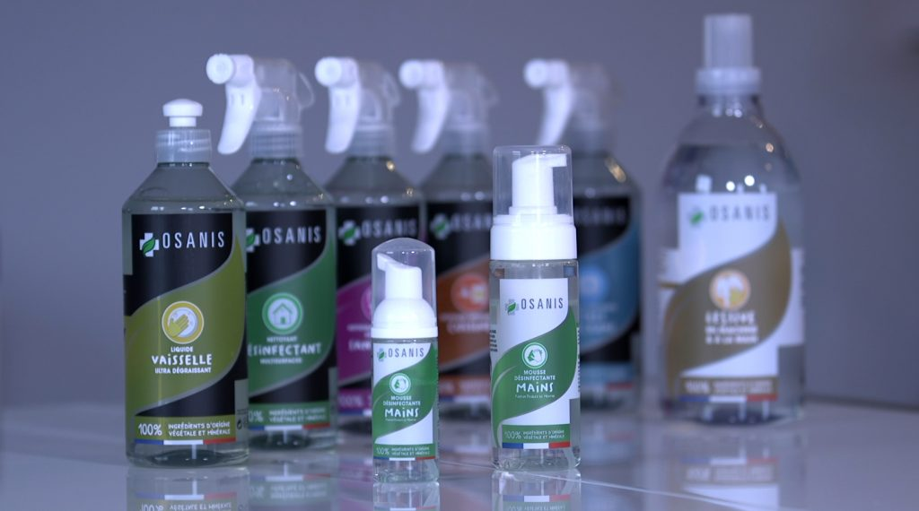 Gamme produits OSANIS