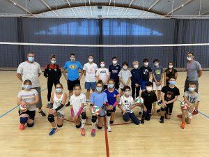 Classe sportive volley Souhait