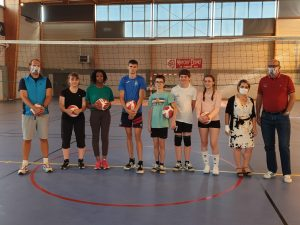 Classe sportive volley Jules Ferry